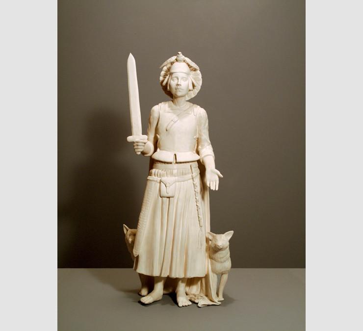Saint Joan of Fox